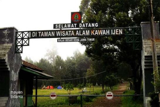 Gerbang-kawah-ijen-bondowoso