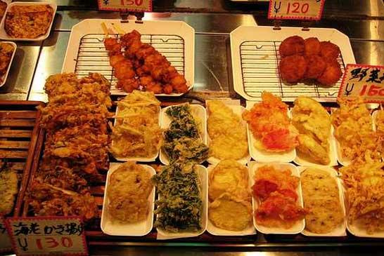 Nishiki-Market-makanan-khas-jepang