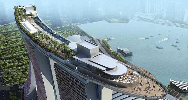 Sands Skypark Singapura