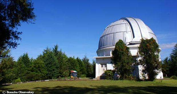 Observatorium Bosscha, tempat wisata edukasi bidang astronomi (perbintangan) di Bandung (foto : bosscha.itb.ac.id)