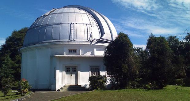Objek Wisata Observatorium Bosscha Bandung