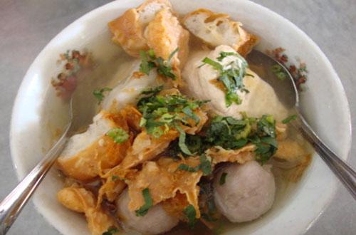 Ilustrasi bakso Cuankie Serayu yang murah meriah dan enak rasanya (foto : food.detik.com)