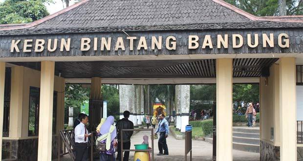Ilustrasi Gerbang Tempat Wisata Kebun Binatang Bandung (foto : disparbud.jabarprov.go.id)