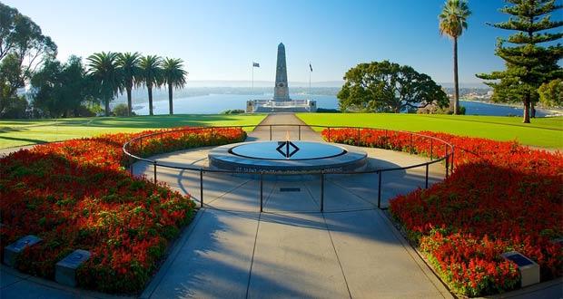 Tempat Wisata Kings Park & Botanic Gardens Di Perth (foto : expedia.com)