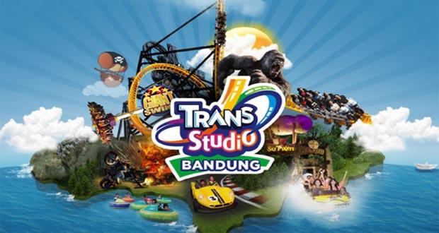 Trans Studio Bandung merupakan Indoor Theme Park terbesar di Indonesia (foto : klikhotel.com)