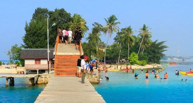 Pulau Tidung, tempat wisata di Kepulauan Seribu favorit wisatawan (foto : javawisata.com)