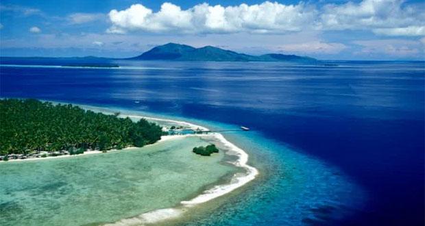 Ilustrasi Kepulauan Karimunjawa, salah satu tempat wisata di Indonesia favorit anak muda (foto : www.bluezzz.nl)