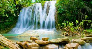 Air Terjun Jurang Pulosari adalah salah satu air terjun di Jogja yang keren, indah, dan wajib dikunjungi (Foto : visitingjogja.com)