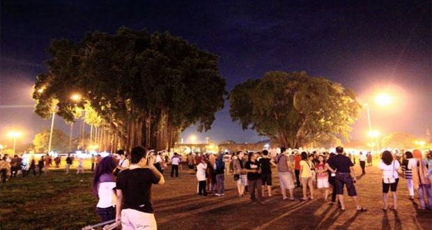 Alun-Alun Kidul (Alkid) adalah salah satu tempat nongkrong di Jogja yang asyik dan enak (Foto : inforepublika.com)