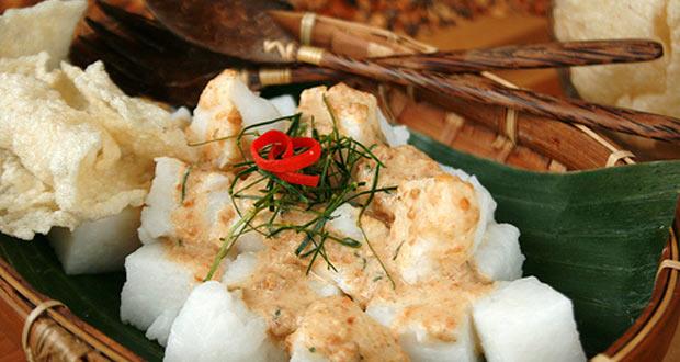 Cabuk Rambak adalah salah satu makanan khas wisata kuliner Solo yang enak dan murah (Foto : indofiles.web.id)