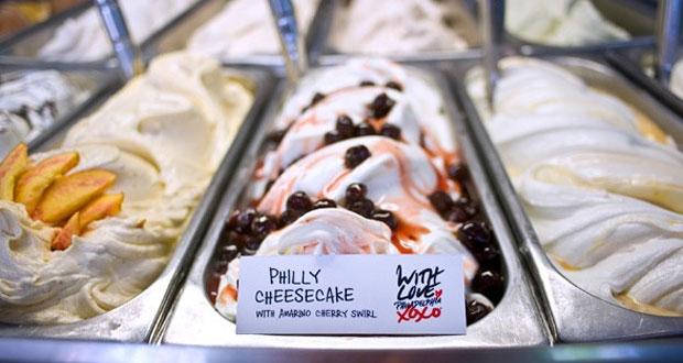 Capogiro Gelato adalah salah satu tempat makan es krim terenak di dunia (Foto : visitphilly.com)