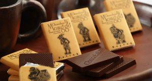 Cokelat Monggo adalah salah satu oleh oleh khas Jogja yang paling terkenal (Foto : yogyes.com)