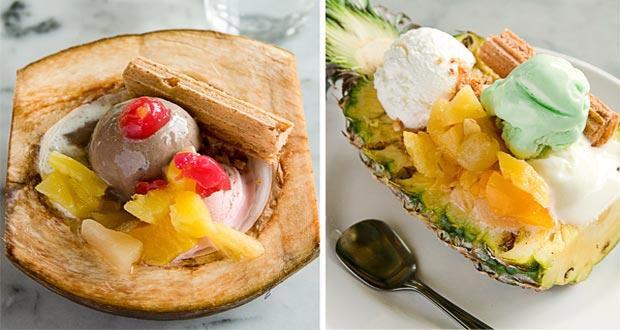 Es krim Rasa Bakery & Cafe adalah salah satu es krim paling enak di Indonesia yang legendaris (Foto : infobdg.com)