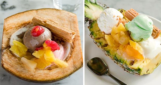 Es Krim Rasa Bakery & Cafe Bandung adalah salah satu es krim paling enak di Bandung (Foto : infobdg.com)