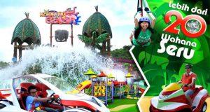 Kampung Gajah Lembang adalah salah satu tempat wisata di Lembang yang paling populer (Foto : omegabandungtour.com)