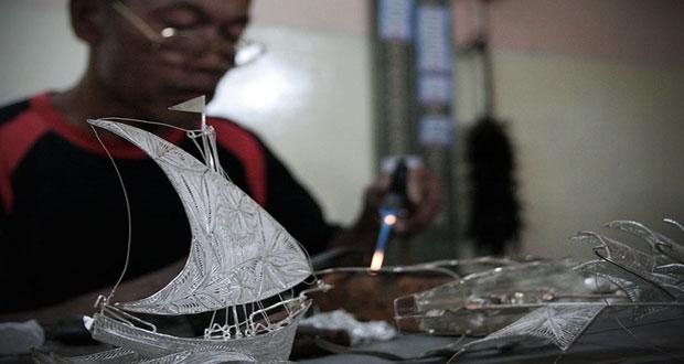 Kerajinan Perak adalah salah satu oleh oleh khas Jogja yang paling terkenal (Foto : id.indonesia.travel)