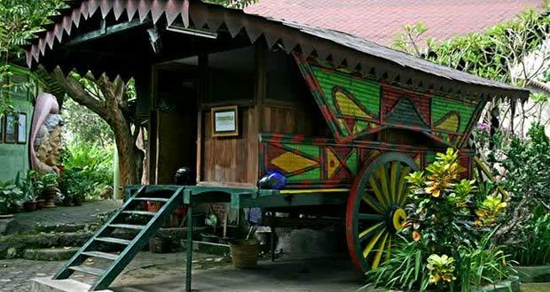 Museum Affandi adalah salah satu museum di Jogja yang wajib dikunjungi (Foto : universes-in-universe.org)