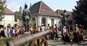 Museum Benteng Vredeburg adalah salah satu tempat wisata di Jogja dekat Malioboro (Foto : antaranews.com)