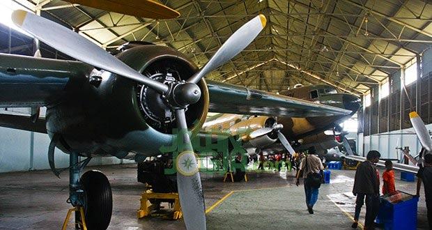 Museum Dirgantara adalah salah satu tempat wisata di Jogja untuk anak (Foto : jalanjogja.com)