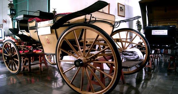 Ilustrasi Kereta Keraton di Museum Kereta Keraton yang termasuk salah satu tempat wisata di Jogja dekat Malioboro (Foto : indonesia.travel)