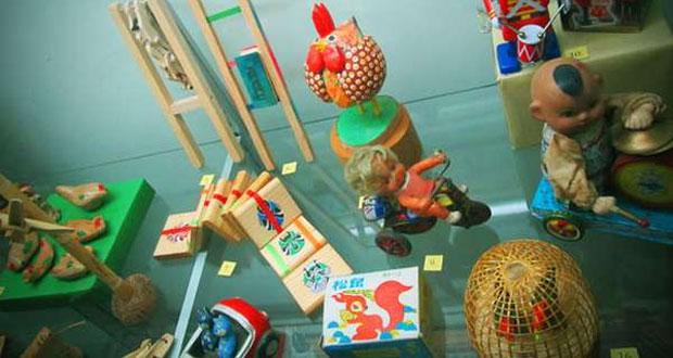 Museum Mainan Anak Kolong Tangga adalah salah satu tempat wisata di Jogja dekat Malioboro (Foto : travel.detik.com)