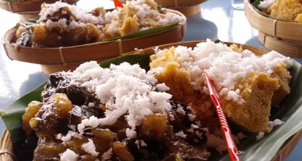 Thiwul Yu Tum adalah salah satu oleh oleh khas Jogja yang paling terkenal (Foto : wisatajogja.biz)