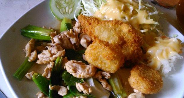 Depot Sukses adalah salah satu tempat makan enak di Semarang untuk buka puasa dengan menu andalan masakan Jepang (Foto : ceritamakankita.blogspot.com)
