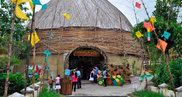 Eco Green Park adalah salah satu tempat wisata di Malang dan Batu untuk long weekend (Foto : surabaya.panduanwisata.id)