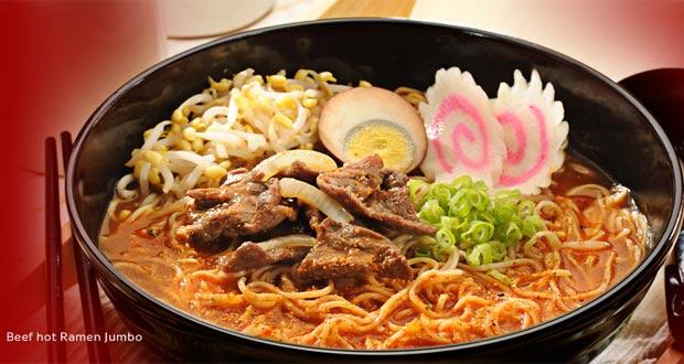 Gokana Teppan adalah salah satu tempat makan enak di Bandung untuk buka puasa yang menyajikan makanan khas Jepang (Foto : gokanaresto.com)