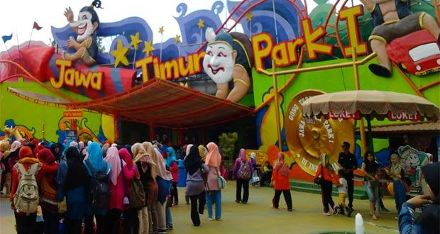Jatim Park I adalah salah satu tempat wisata di Malang yang wajib dikunjungi (Foto : nginepmana.com)
