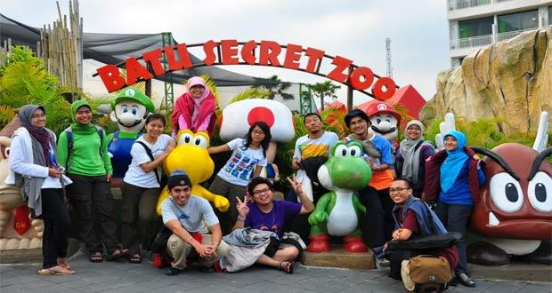 Jatim Park II adalah salah satu tempat wisata di Malang yang wajib dikunjungi (Foto : nugrohogalih.wordpress.com)