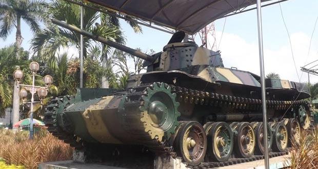 Museum Brawijaya adalah salah satu tempat wisata di Malang dan sekitarnya yang berisi tentang sejarah perjuangan kemerdekaan Indonesia (Foto : malangtimes.com)