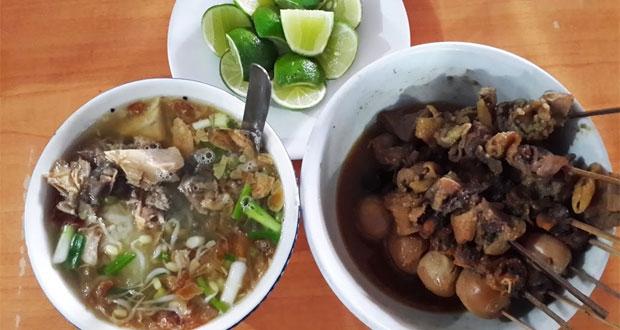 Soto Bangkong adalah salah satu tempat makan enak di Semarang untuk buka puasa dengan menu soto khas Semarang (Foto : klikhotel.com)