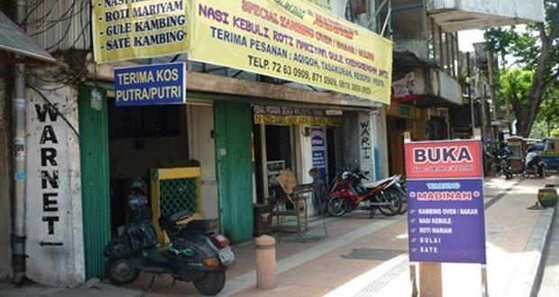 Warung Makan Madinah adalah salah satu tempat makan enak di Surabaya untuk buka puasa yang menyajikan menu khas Timur Tengah (Foto : id.openrice.com)