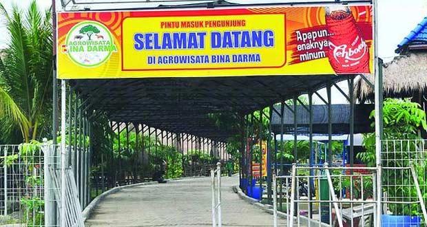 Agrowisata Bina Darma adalah salah satu tempat wisata di Palembang yang asyik dan menarik untuk mengisi libur lebaran (Foto : tekno.kompas.com)