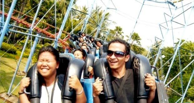 Ancol adalah salah satu tempat wisata di Jakarta yang asyik dan menarik untuk mengisi libur lebaran (Foto : wego.co.id)