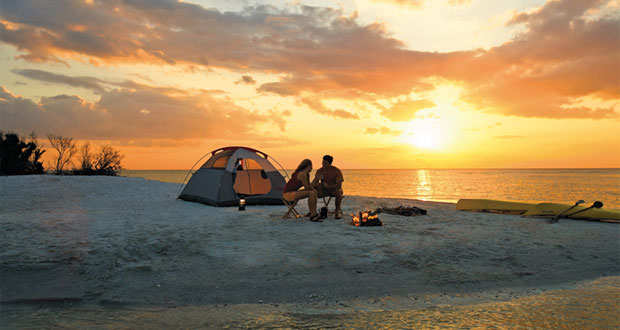 Beach-Camp-di-Pantai