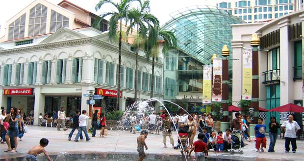 Bugis Junction Singapore