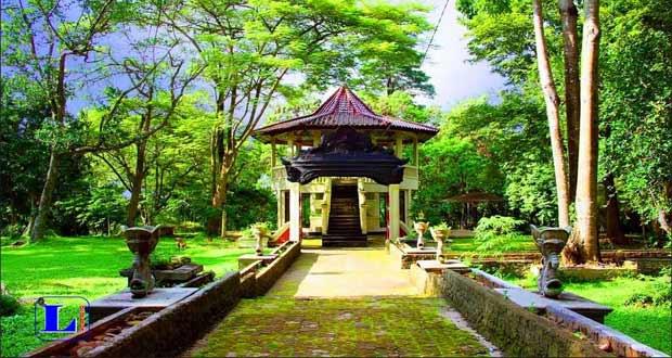 Bukit Siguntang adalah salah satu tempat wisata di Palembang yang asyik dan menarik untuk mengisi libur lebaran (Foto : lemabang.wordpress.com)
