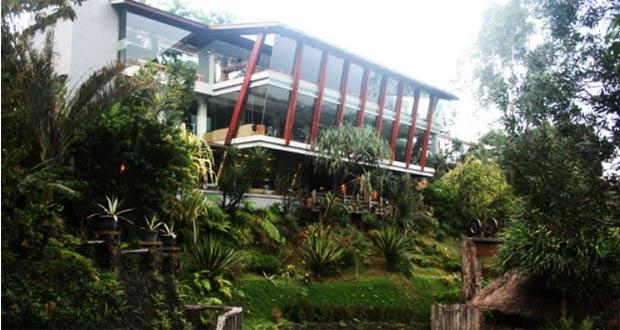 Tempat nongkrong di Bandung Congo Cafe & Resto (Foto : izark.net)