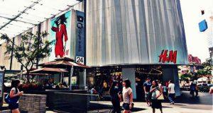 Tempat Belanja Di Singapore H & M Singapore
