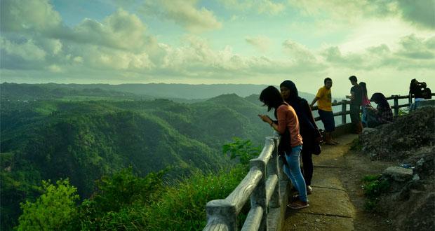 Kebun Buah Mangunan adalah tempat wisata di Jogja yang asyik dan menarik dikunjungi saat libur lebaran (Foto : wisatajawa.com)