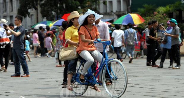 Kota Tua Adalah Salah Satu Tempat Wisata Di Jakarta Yang Asyik Dan Menarik Untuk Mengisi Libur