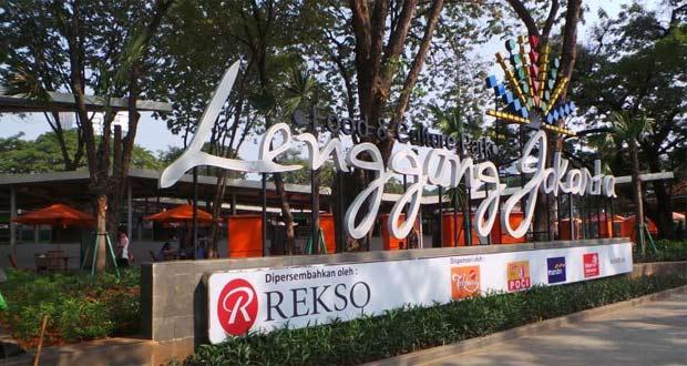 Lenggang Jakarta adalah salah satu tempat wisata di Jakarta yang asyik dan menarik untuk mengisi libur lebaran (Foto : megapolitan.kompas.com)