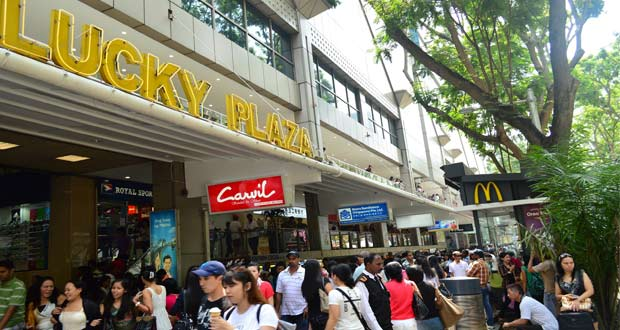 Lucky Plaza Singapore