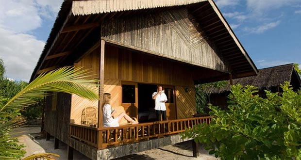 Pom Pom Island Resort and Spa (Foto : booking.com)