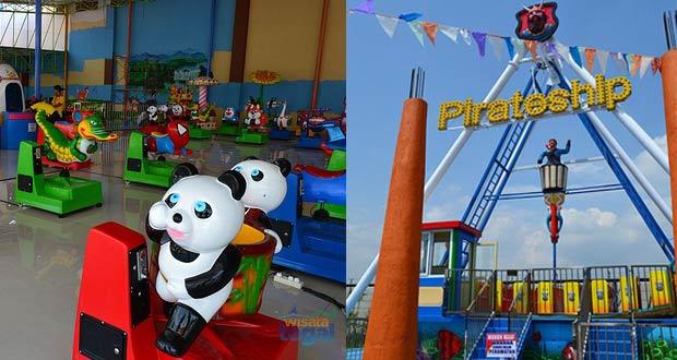 Tempat wisata di Tegal Rita Park (Foto : wisatategal.com)