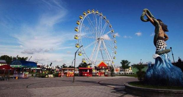 Sindu Kusuma Edupark adalah tempat wisata di Jogja yang asyik dan menarik dikunjungi saat libur lebaran (Foto : kotayogyakarta.com)