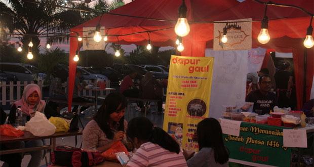 Sparkling Culinary Trans Studio Mall adalah salah satu tempat ngabuburit di Makassar untuk anak muda (Foto : travel.detik.com)