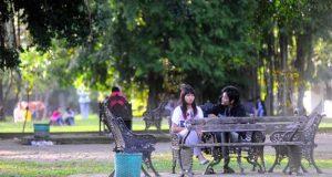 Taman Balekambang adalah salah satu tempat wisata di Solo yang asyik dan menarik dikunjungi untuk mengisi libur lebaran (Foto : soloposfm.com)